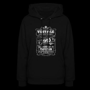 Vintage Aged To Perfection 1993 - Women's Hoodie