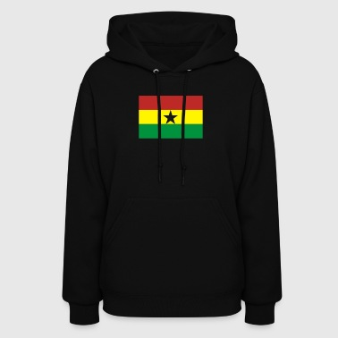 Ghana International Support Your Country - Women's Hoodie