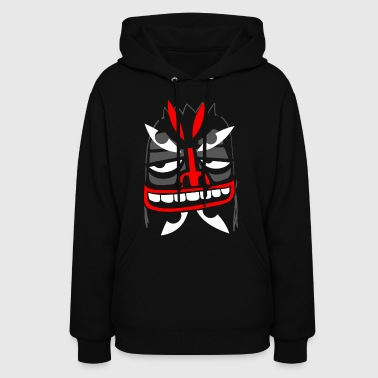 Addict X Mysterious Al Mask - Women's Hoodie