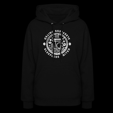 Sleepless United - Women's Hoodie