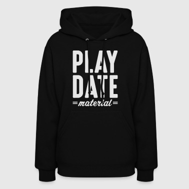 Playdate Material Toddler - Women's Hoodie