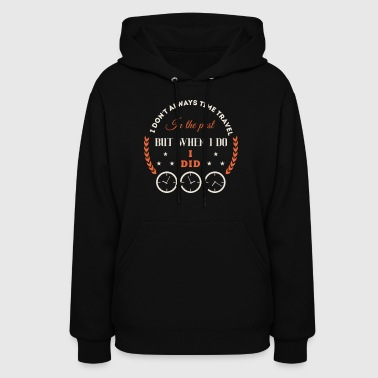 Time Traveling - Women's Hoodie