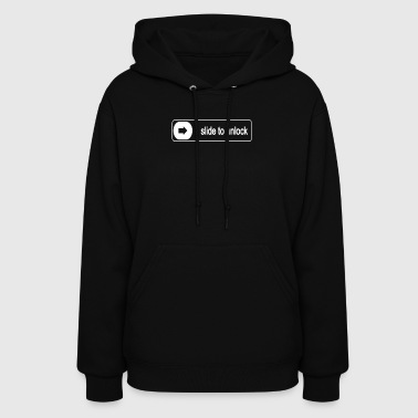 Slide To Unlock - Women's Hoodie