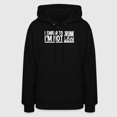 Swear To Drunk - Women's Hoodie