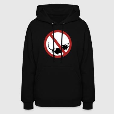 No Stopping Sign - Women's Hoodie