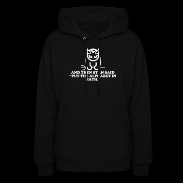 New Design Put The Alphabet In Math Best Seller - Women's Hoodie