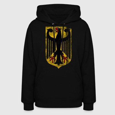 German Coat of Arms Germany Symbol - Women's Hoodie
