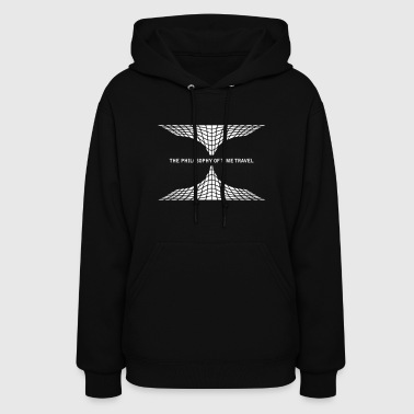 philosophy time travel - Women's Hoodie