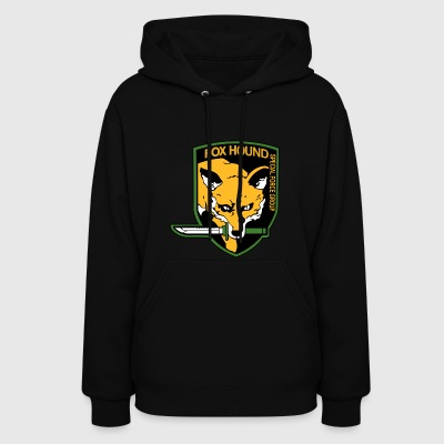 FOXHOUND special forces - Women's Hoodie