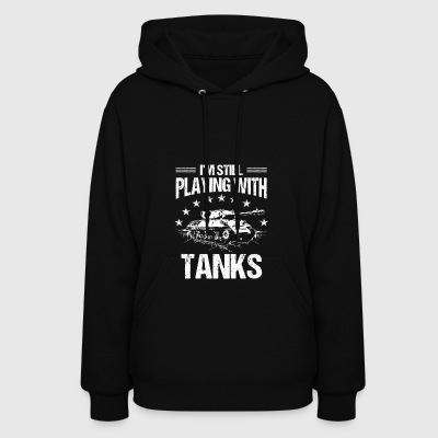 Tanks/Tank Forces/Panzer/Playing/Gift/Present - Women's Hoodie