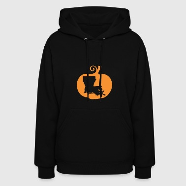 State Halloween Louisiana - Women's Hoodie