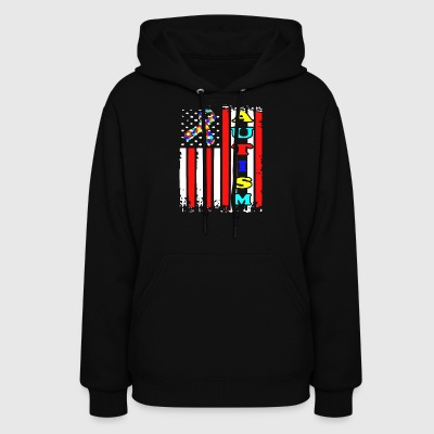 autism12 awareness - Women's Hoodie