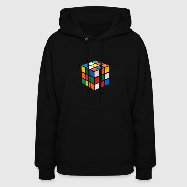 Cube Puzzle - Women's Hoodie