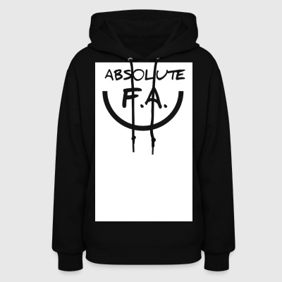 Absolute FA smiley - Women's Hoodie