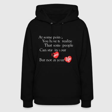beautiful love quotes - Women's Hoodie