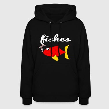 fishes - Women's Hoodie