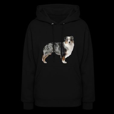 AUSTRALIAN SHEPHERD BREED - Women's Hoodie