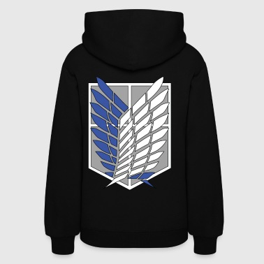 Recon Corps Attack on Titan - Women's Hoodie