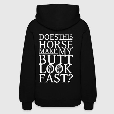 Horse Love for Horseowner funny quote present - Women's Hoodie