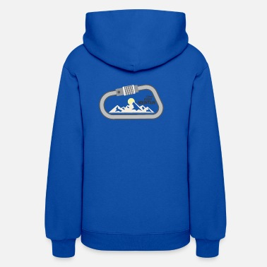 Mountain Climbing Climb every Mountain - Women's Hoodie