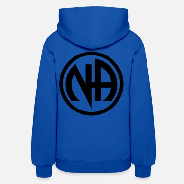 Narcotics Narcotics Anonymous (NA) Logo - Women's Hoodie