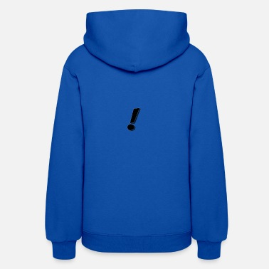 Exclamation Mark exclamation mark - Women's Hoodie