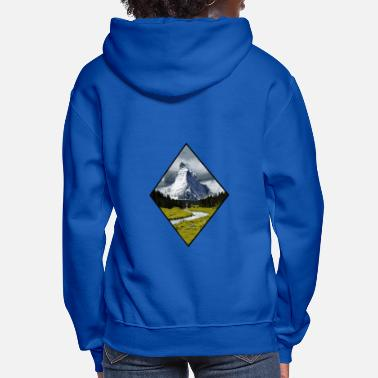 Mountain Peak PEAK Mountain peak - Women's Hoodie