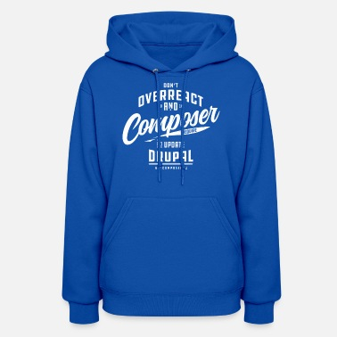 Require Composer Require - Women's Hoodie