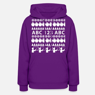 Ugly Ugly Christmas Sweater - Women's Hoodie