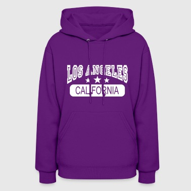 los angeles california - Women's Hoodie