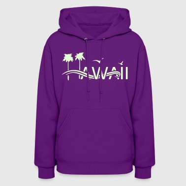 HAWAII Islands - Women's Hoodie