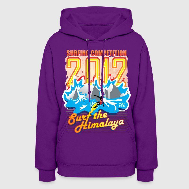 2012 Surfing Competition - Women's Hoodie