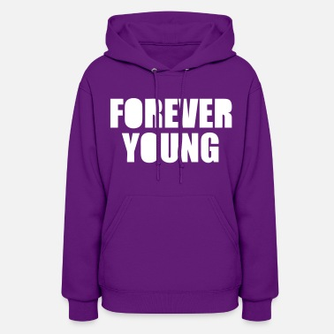 Jayz Forever Young - stayflyclothing.com - Women's Hoodie
