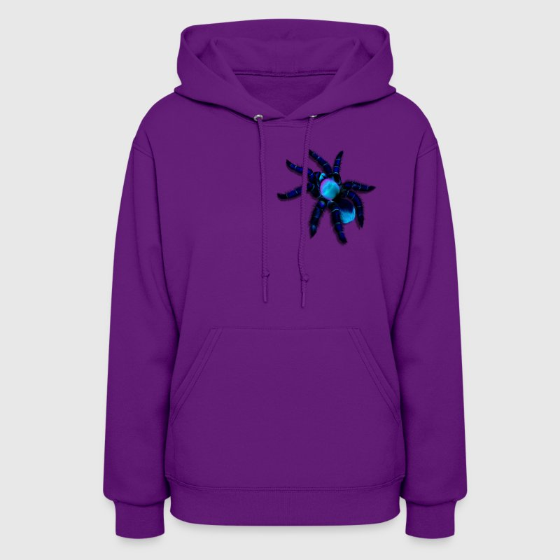 Big Blue Spider - Women's Hoodie