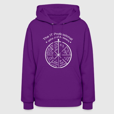 The it professional - Women's Hoodie