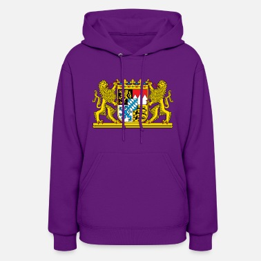 Bavaria Bavaria Coat Of Arms - Women's Hoodie