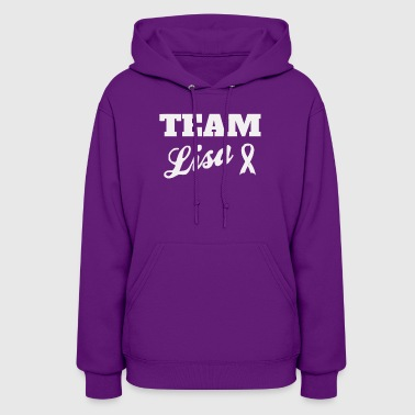 Team Breast Cancer - Women's Hoodie