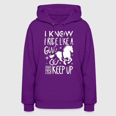 New Horse Riding Horseback Riding - Women's Hoodie