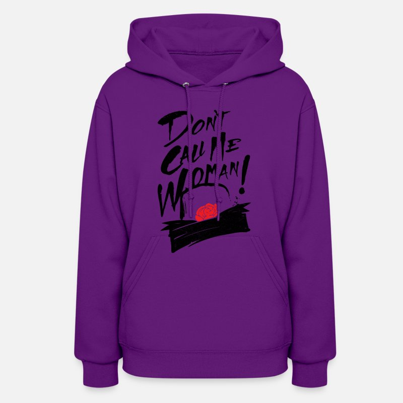 Volleyball Hoodies   Sweatshirts - New Design Dont Call Me Women Best  Seller - Women s Hoodie 76d2ac2305