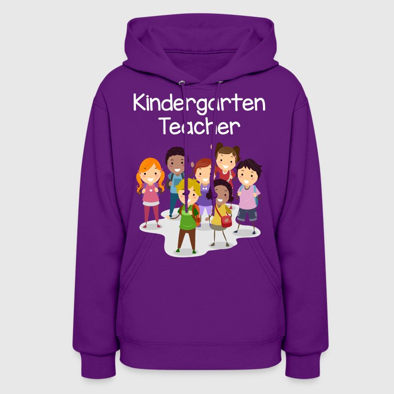 Kindergarten Teacher T-shirt!!!! - Women's Hoodie