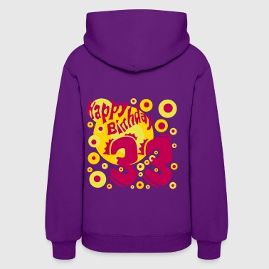 Annual Party 33 Year Birthday T-Shirt - Women's Hoodie