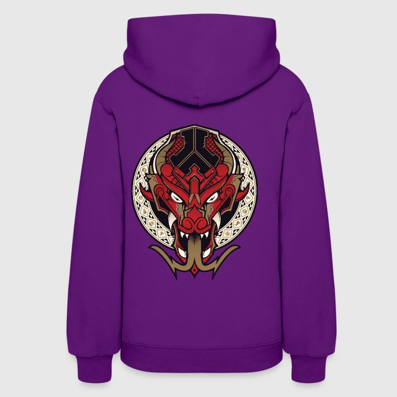 Defqon.1 Dragonbloon - Women's Hoodie