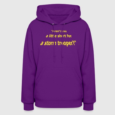 Trooper Crawl - Women's Hoodie