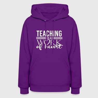 Teacher - Teach - Teaching - School - Women's Hoodie