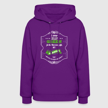 Hero of My Life My Grandpa MS Awareness - Women's Hoodie