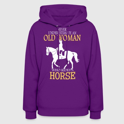 HORSE Funny T-Shirt - Women's Hoodie