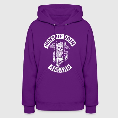 Sons Of Odin - Asgard Chapter - Women's Hoodie