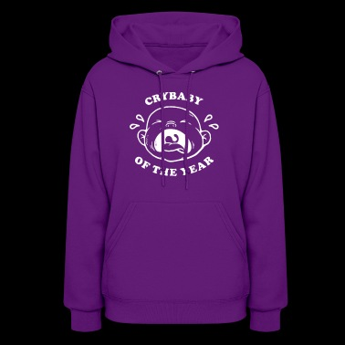 New Desaign Crybaby Of The Year Best Seller - Women's Hoodie