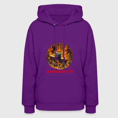 zombieslayer118 merch - Women's Hoodie