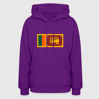 National Flag Of Sri Lanka - Women's Hoodie